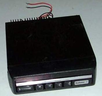 Matra ER150 - Radiotéléphone intégrant un Z80