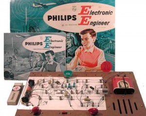 Boîte Philips Electronic Engineer