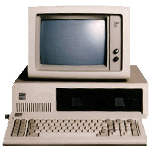 IBM PC d'origine