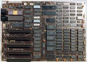 Carte mère d'IBM PC