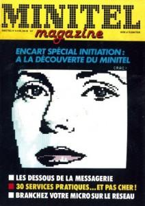 Minitel Magazine - 11/1986