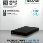 Disque dur Freecom 250Go