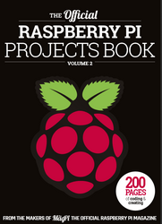 The MagPi Raspberry Pi Projects Book v2