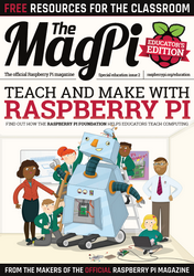 The MagPi Spécial education N°2
