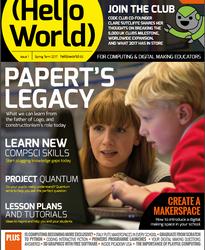 Revue Hello World N°1 PDF en téléchargement gratuit sur www.framboise314.fr