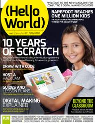 Revue Hello World N°2 PDF en téléchargement gratuit sur www.framboise314.fr