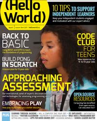 Revue Hello World N°3 PDF en téléchargement gratuit sur www.framboise314.fr