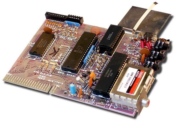 Carte mère du ZX81