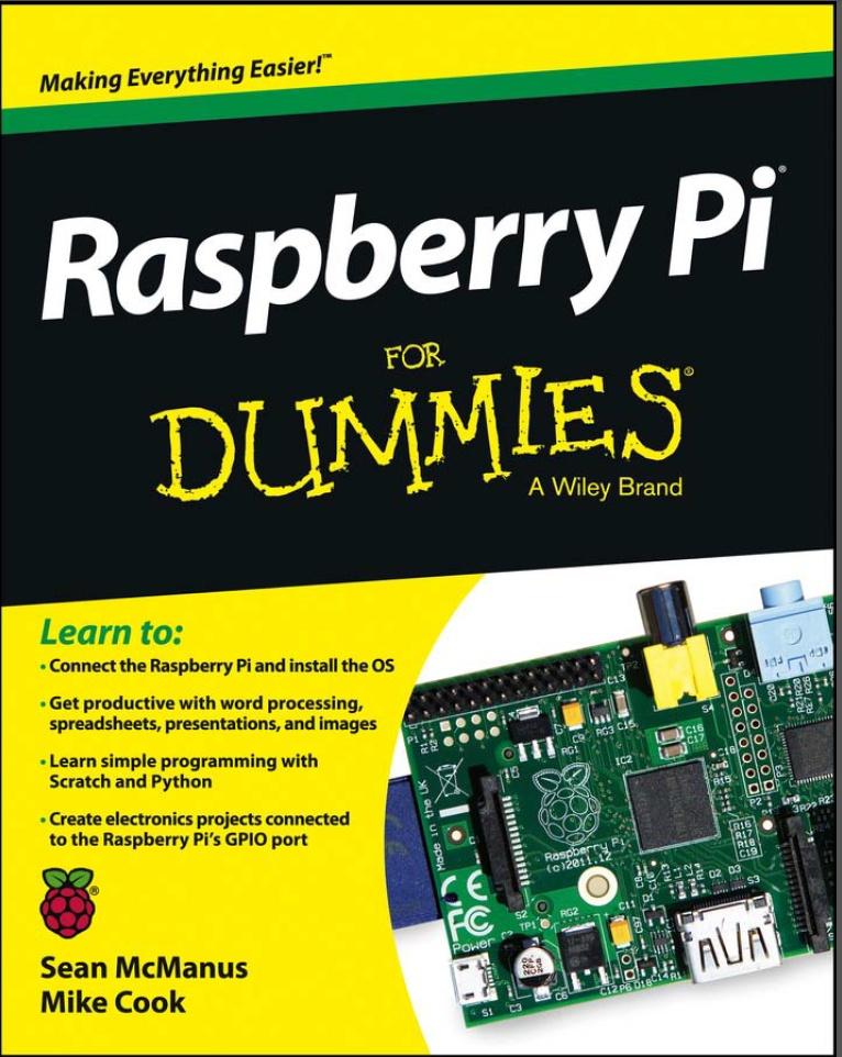 raspberry pi pour les nuls pas nuls en anglais framboise 314 le raspberry pi la sauce. Black Bedroom Furniture Sets. Home Design Ideas