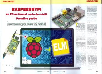 Électronique Magazine N° 123 - ÉTÉ 2013