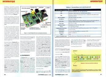 Électronique Magazine N° 123 - ÉTÉ 2013 - p60-61