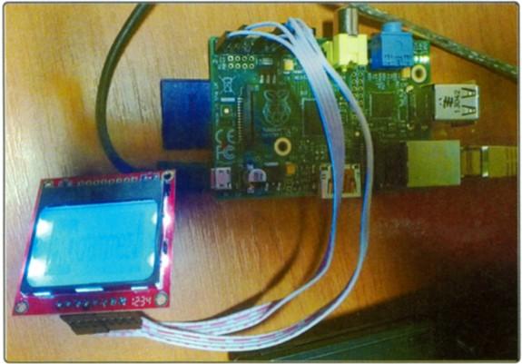 Programmez N°165 : Commande d'un écran Nokia 5110 sur Raspberry Pi à partir de .NET