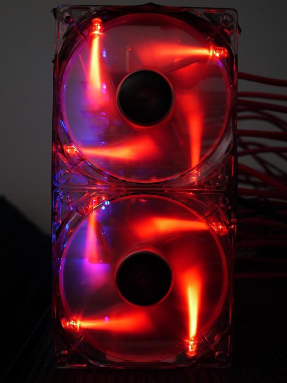 Les ventilateurs du supercalculateur de Joshua KIEPERT