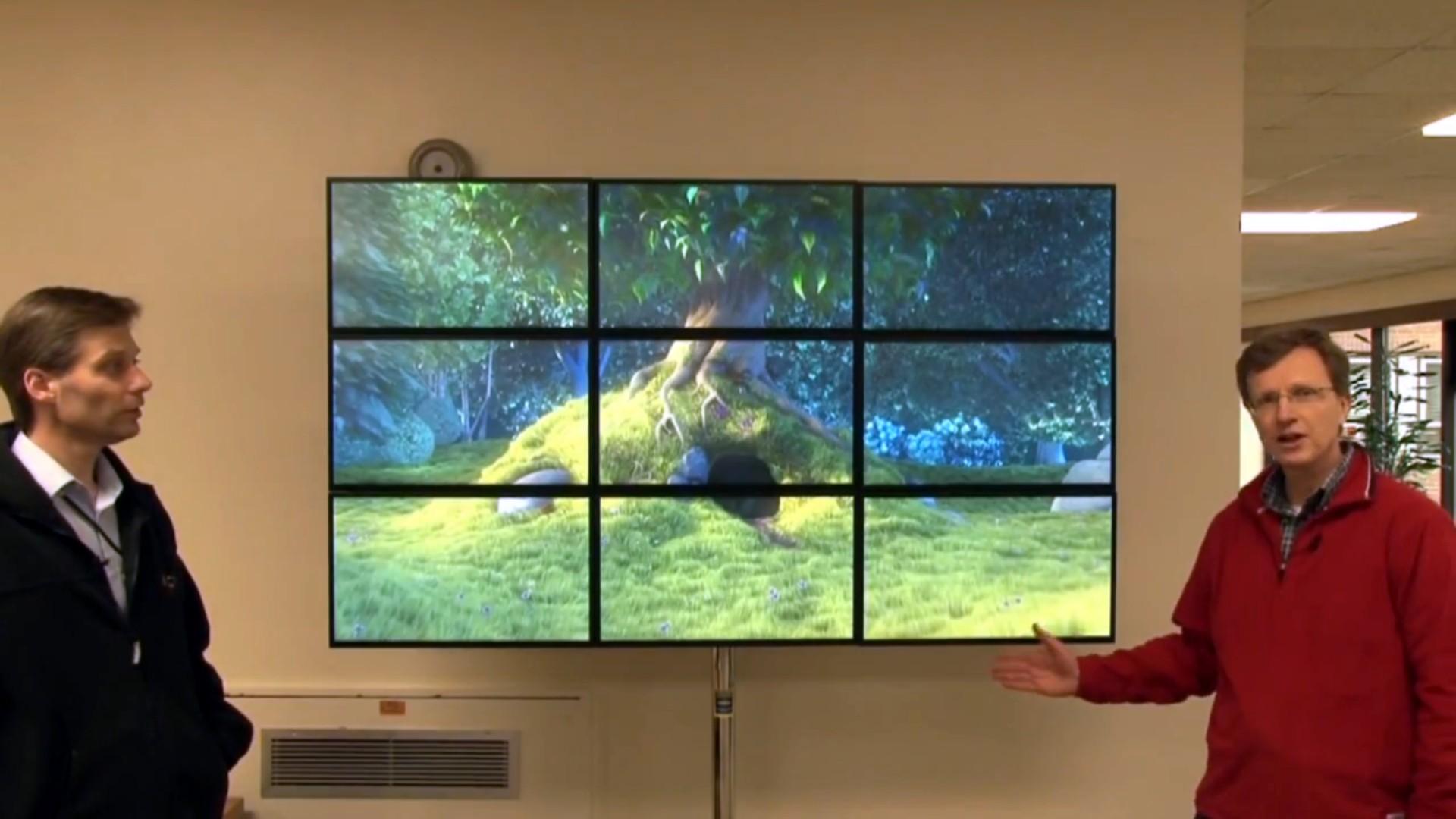 piwall un mur d 39 images avec le raspberry pi framboise. Black Bedroom Furniture Sets. Home Design Ideas