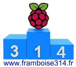 Logo www.framboise314.fr