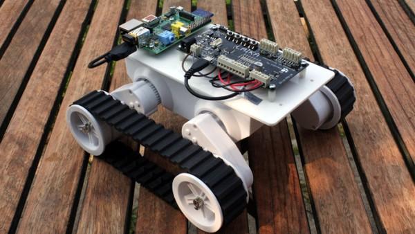 Raspberry Pi Laika Buggy