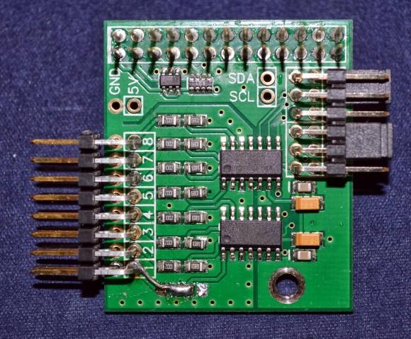 Le module ADC-Pi