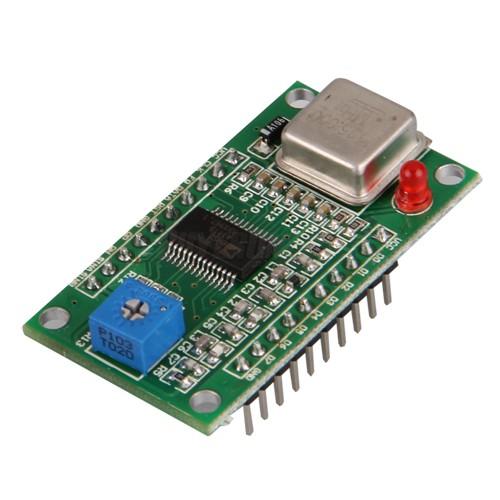 Le module DDS - Sortie 0 à 40 MHz