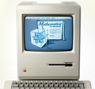 Mathematica sur Macintosh