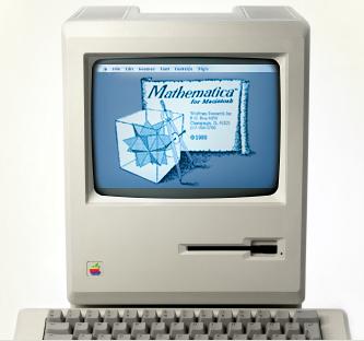 Mathematica sur Macintosh