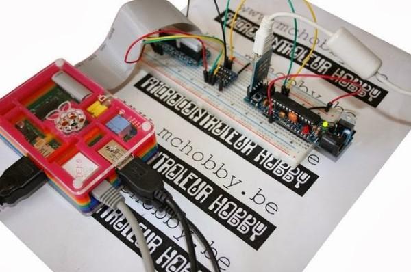 Connexion de plusieurs Raspberry Pi et Arduino sur un bus I2C.