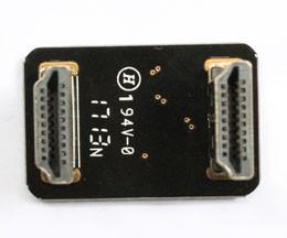 Carte d'extension X100 - Adaptateur HDMI Mâle-Mâle