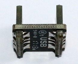 Carte d'extension X100 - Adaptateur USB Mâle-Mâle