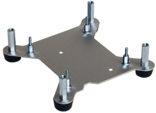 Plaque de base de PiCano, avec pieds en PVC