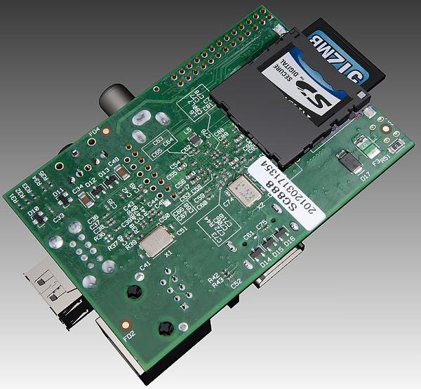 Raspberry Pi sur CGTrader
