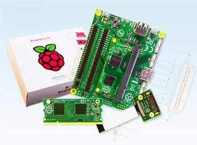 Le kit de développement Compute Module