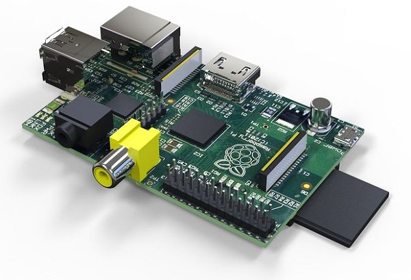 Raspberry Pi Model B sur GrabCAD