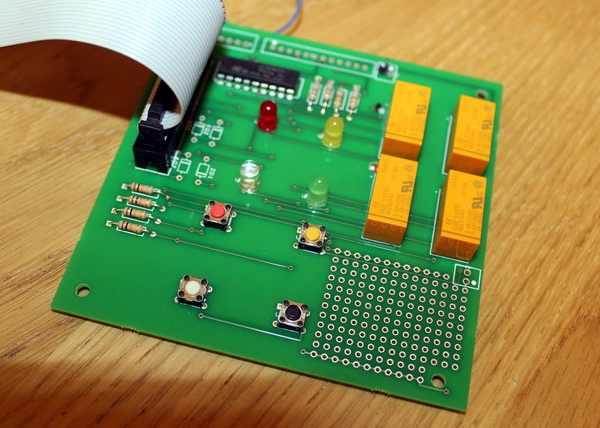 MatBoard - Premier exemplaire Model A