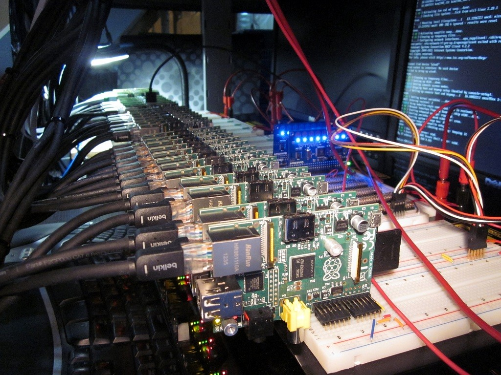 32 Raspberry Pi Pour Du Calcul Parall 232 Le En Java