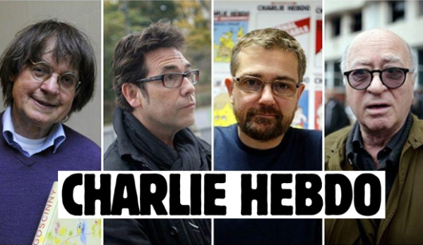 charlie-hebdo-hommage-dessinateurs