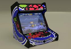 borne arcade raspberry 3