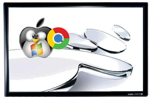 Linux-mac-Chrome-windows