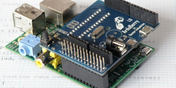 Carte d'extension ArduBerry pour Raspberry Pi