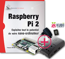 starter Kit Raspberry Pi 2