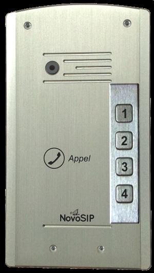novoSIP-keypad-s