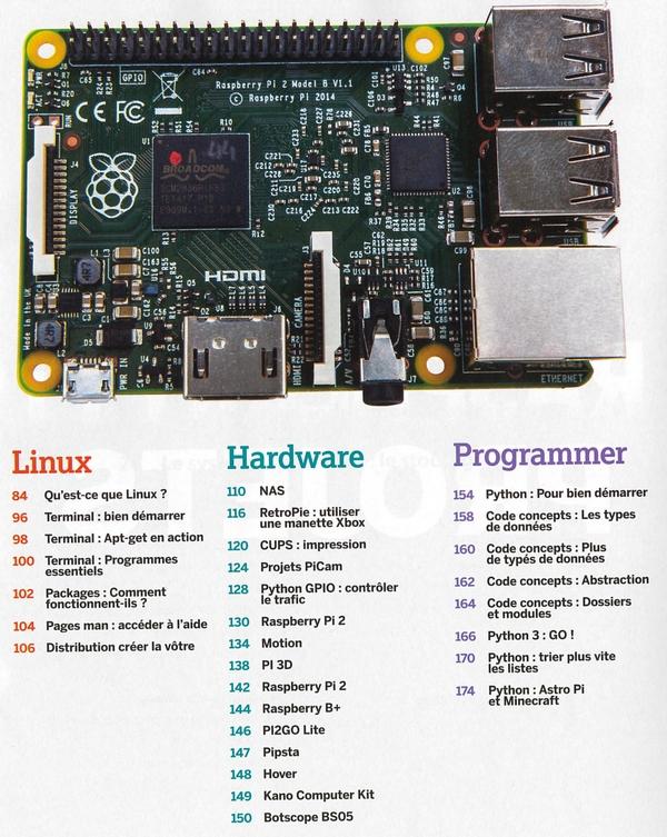 Linux inside hors serie N9 Sommaire_02