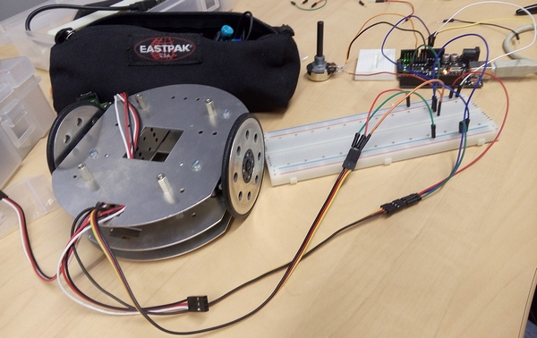 fablab_utopi_robot arduino