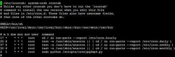 timelapse_crontab_server