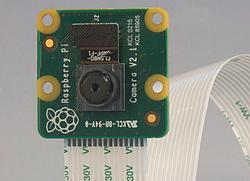 J'ai testé pour vous : La caméra v2 du Raspberry Pi : 8