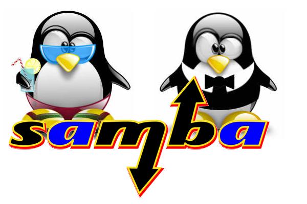 partage_samba_client_serveur