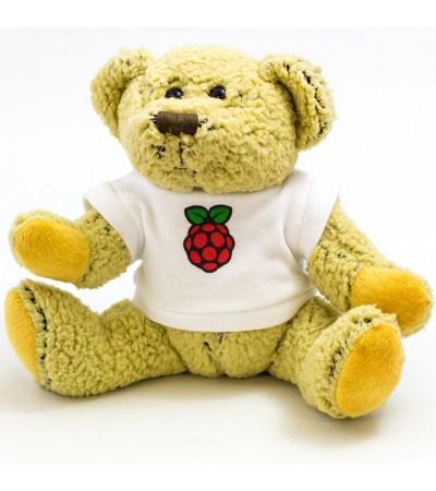Babbage la mascotte du Raspberry Pi