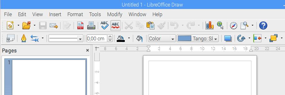 Et si on passait à LibreOffice 5 sur Raspbian Jessie PIXEL