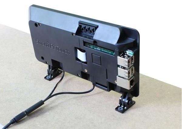 07f0664529c633 Il peut devenir une borne audio stéréo (PicorePlayer) avec un DAC  Audiophonics I-Sabre, par exemple.