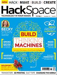 Hackspace Magazine Numéro 1 en téléchargement gratuit sur www.framboise314.fr