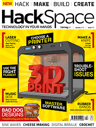 Hackspace Magazine Numéro 2 en téléchargement gratuit sur www.framboise314.fr