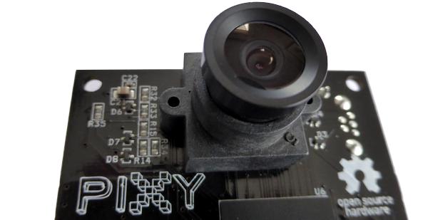 Utiliser la caméra Pixy sur le Raspberry Pi - Framboise 314, le